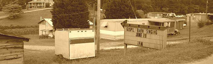Gospel Singing Barn
