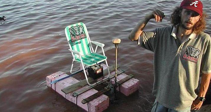 RedneckBassBoat