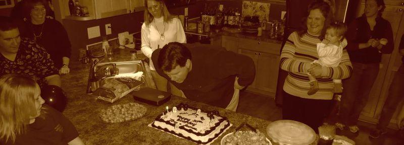Tom & Yvonne Birthday