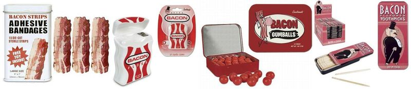 Bacon Four #1