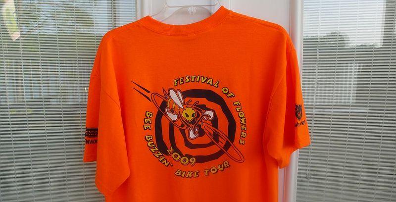 Bee Buzzin' Tour Shirt