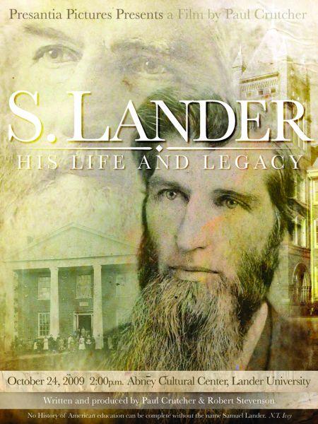Lander Movie Poster