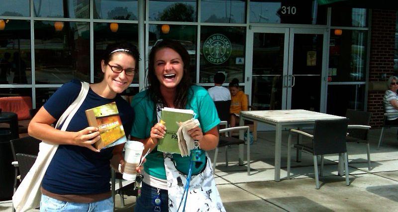 Starbucks Girls 2