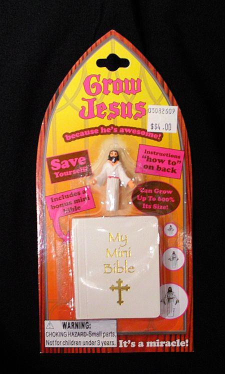 Grow Jesus