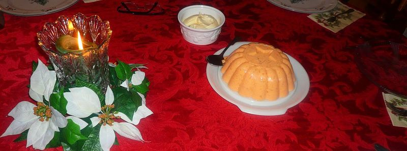 Orange Jello Salad