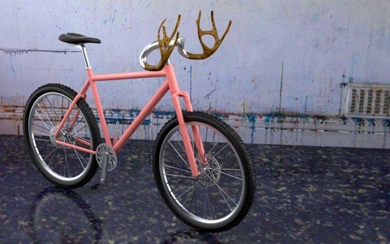 Horn Bike