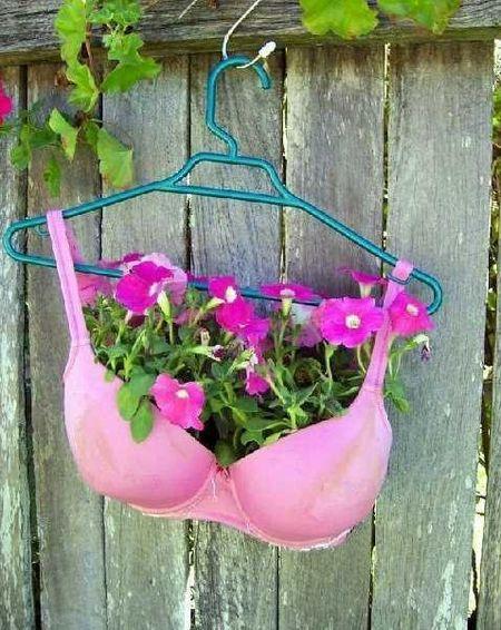 Redneck Hanging Basket