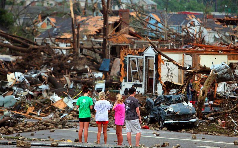 Tornados South