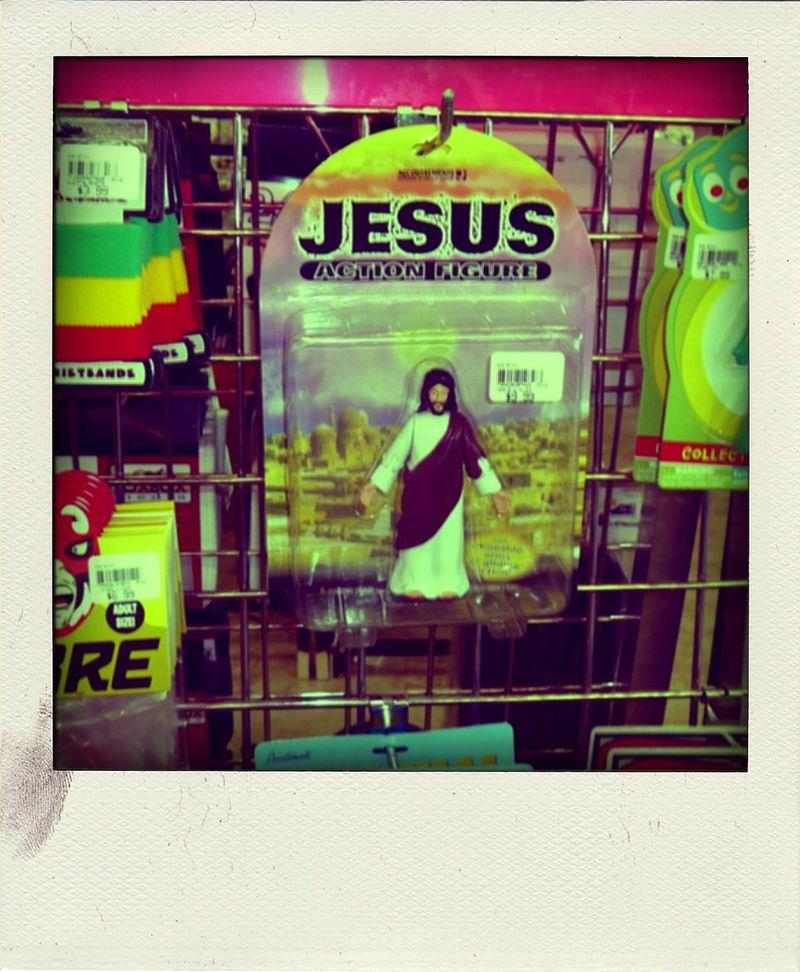 Jesus Action