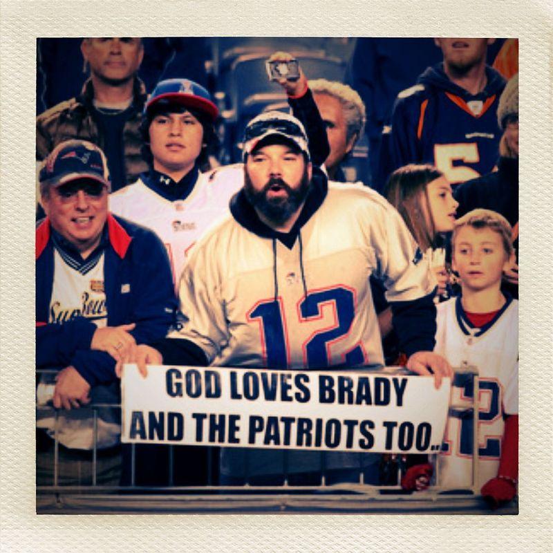 God Loves Brady