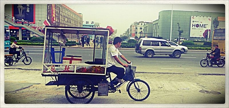Chinese Food Bike