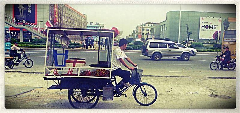 Chinese Food Bike