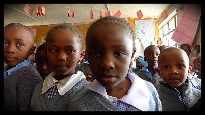 Mathare Classroom