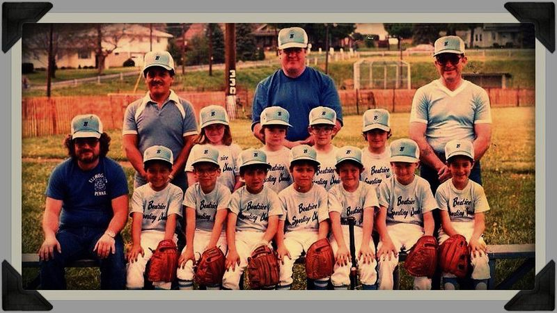 Classic Little League Team