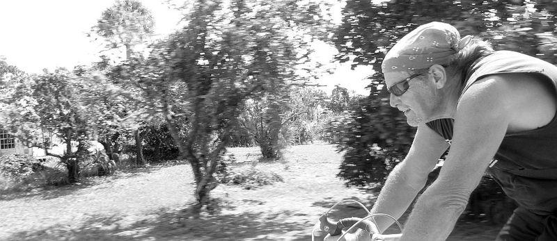 Trailer Park Cyclist