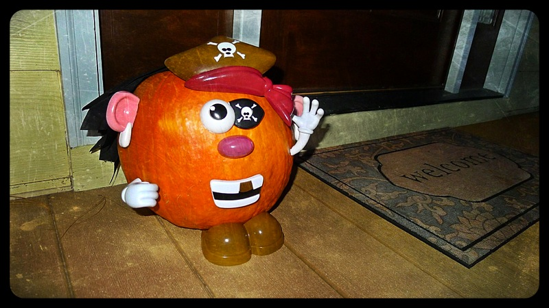 Pumpkin Pirate