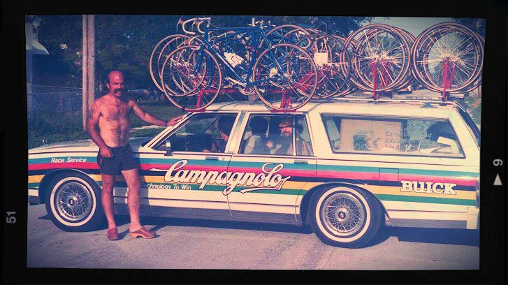 The Campy Wagon