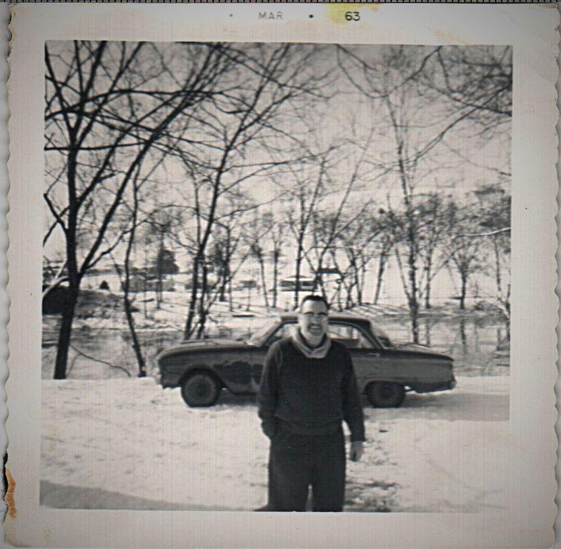 Dad in 1963