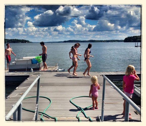 Late Summer on Lake Greenwood